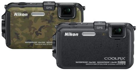 Kamera Nikon Coolpix Aw100 unkaputtbar nikon pr 228 sentiert outdoor kamera coolpix