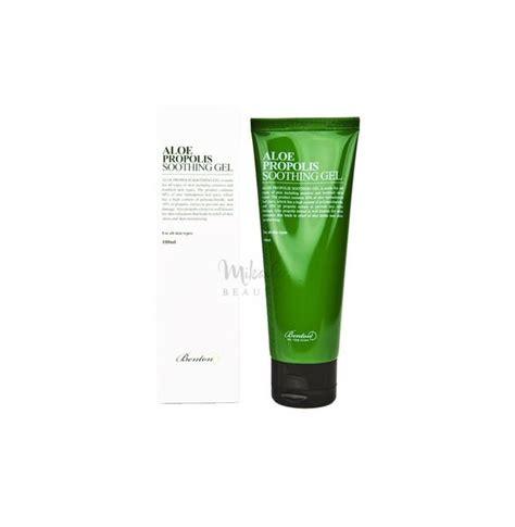 Benton Aloe Propolis Soothing Gel benton aloe propolis soothing gel canada us korean skincare mikaela