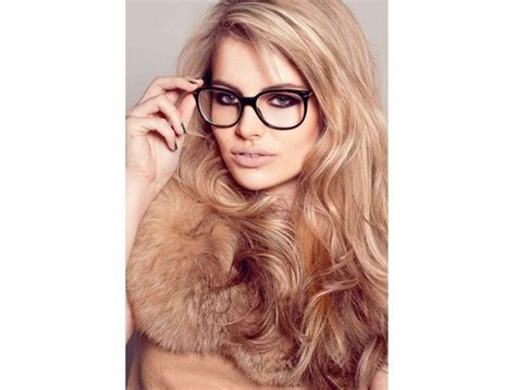 ultra feminine hair for men how to grab eyeballs with hair and make up with glasses