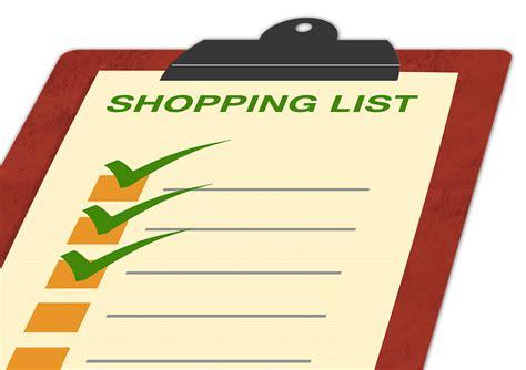 list clipart free illustration list shopping list board clip free