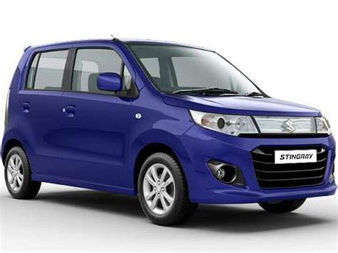 maruti wagon r price maruti wagonr vxi launched in india prices start at rs 4