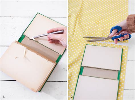 How To Make Books 10 diy tutorials for a book clutch guide patterns