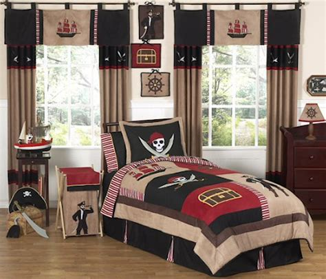 pirate bedding twin pirate bedding for boys twin comforter set with skulls