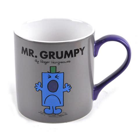 mr grumpy full colour mr men and little miss mug