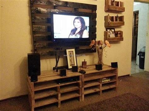 tv stand ideas pallet tv stand ideas upcycle