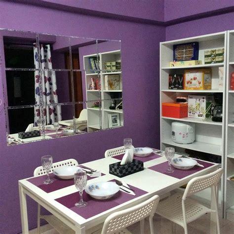 deco rumah flat kos rendah desainrumahidcom