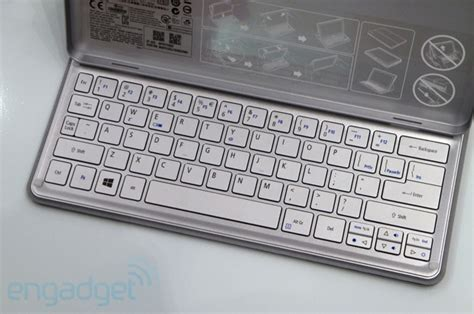 Keyboard Acer Aspire P3 acer aspire p3 review a enough tablet but wait for