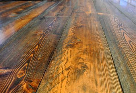 Circle sawn douglas fir flooring   Sustainable Lumber Company