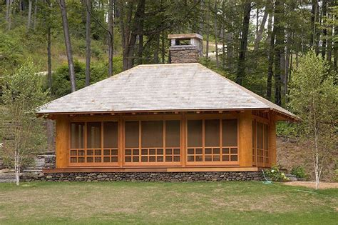 Davis By Ruthie Davis Frame T by Japanese Timber Frame Tea House Discover This Timber