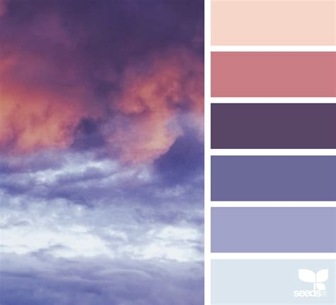 what color in sky color design seeds