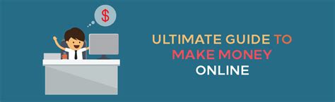 Free Guide To Making Money Online - ultimate guide to make money online traffic crow