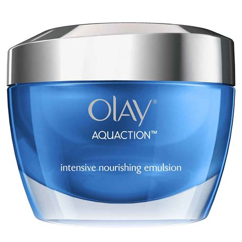 Olay Aquaction olay aquaction intensive nourishing emulsion ph
