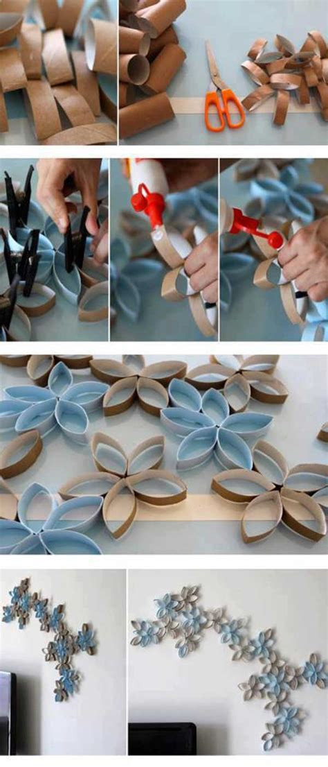 cool diy home decor 26 diy cool and no money decorating ideas for your wall