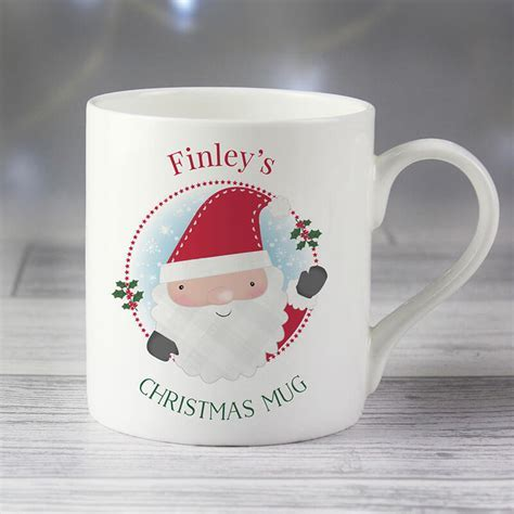 Personalised Christmas Mug   Buy from Prezzybox.com