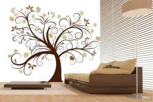 modern wall deco amazing tree modern wall decor ideas brown sofa olpos design
