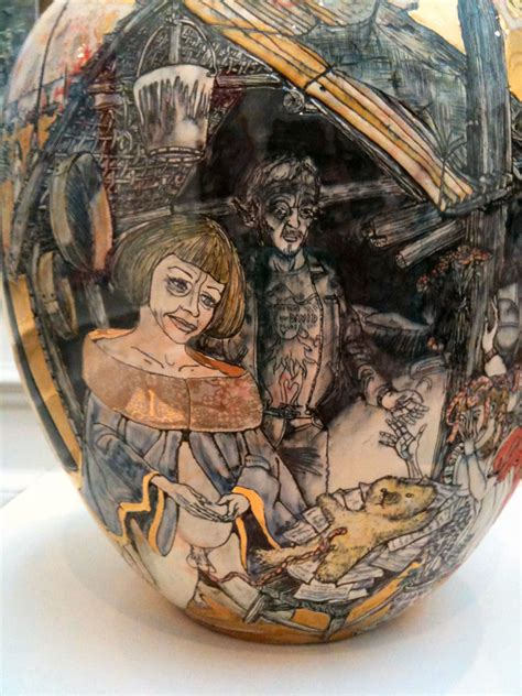 Grayson Perry Vases by Not All Boys Of Being Not All Of