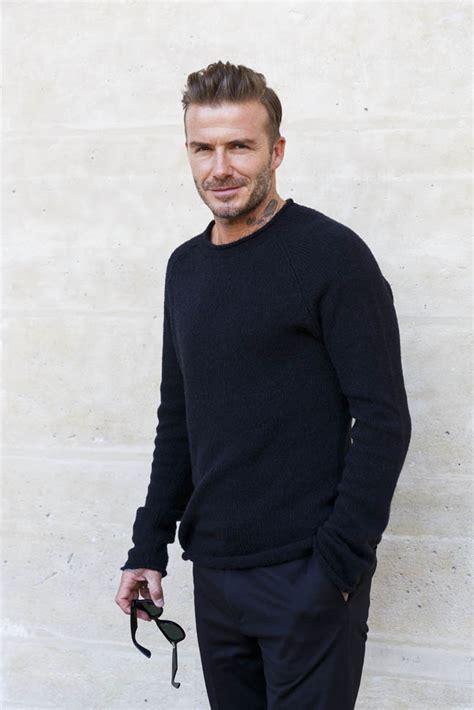 Modes Vb Jumpsuit Y 2218 david beckham has reclaimed some at louis vuitton show