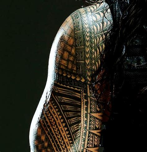 roman reigns tattoo 1000 ideas about reigns on
