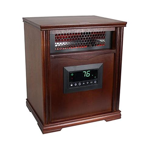 Costco Room Heater by Lifesmart Lifepro Ls 1001hh 1 500 Watts Infrared Quartz