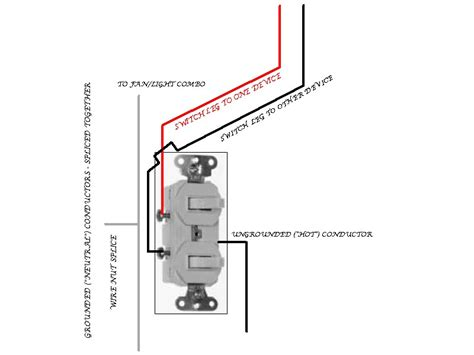 question  wiring separate light  exhaust