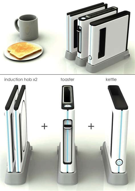 space saving kitchen appliances top 27 future concepts and gadgets for the home of 2050