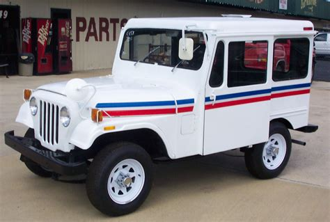 jeep mail van postal jeep parts website ewillys