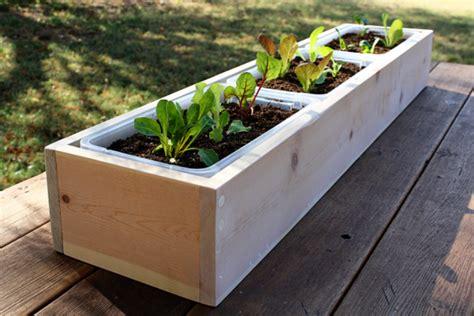 Fence Garden Box