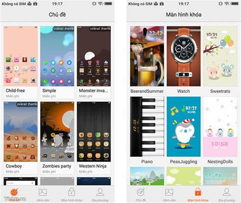 themes for android vivo thử giao diện funtouch của m 225 y vivo kh 244 ng app drawer đổi