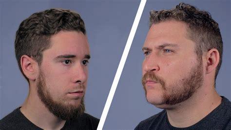 curtain facial hair american facial hair throughout history
