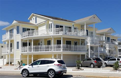 514 East 7th Avenue Unit A North Wildwood Beachfront Wildwood House Rentals