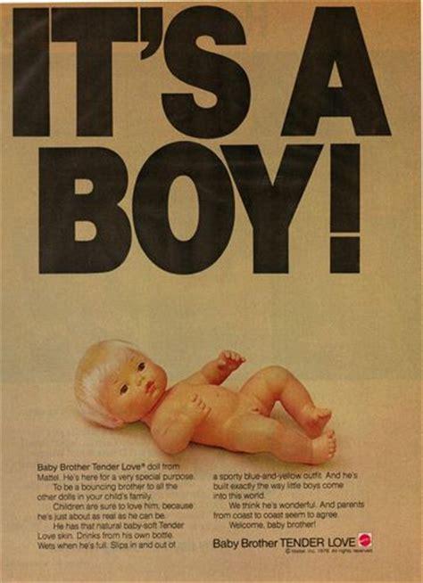 toys r us anatomically correct dolls baby tender anatomically correct 1976 original print