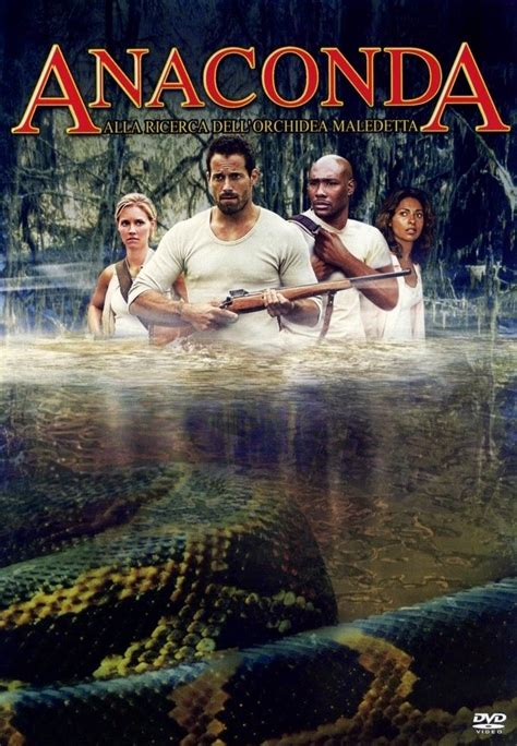 film anaconda 2 anacondas the hunt for the blood orchid 2004 full movie