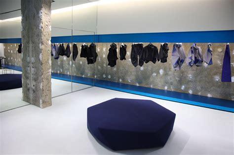 designboom london tokujin yoshioka designs issey miyake flagship store in london