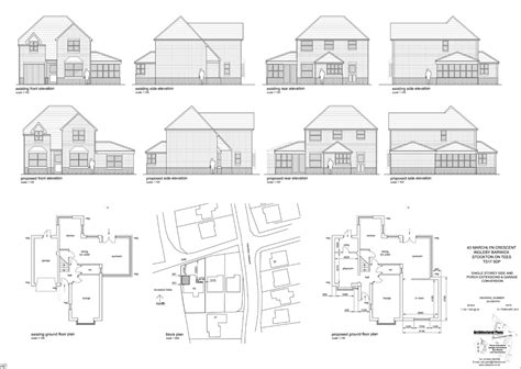 House Plans By Architects Architectural Services In Middlesbrough Stockton On Tees Guisborough Hartlepool Norton