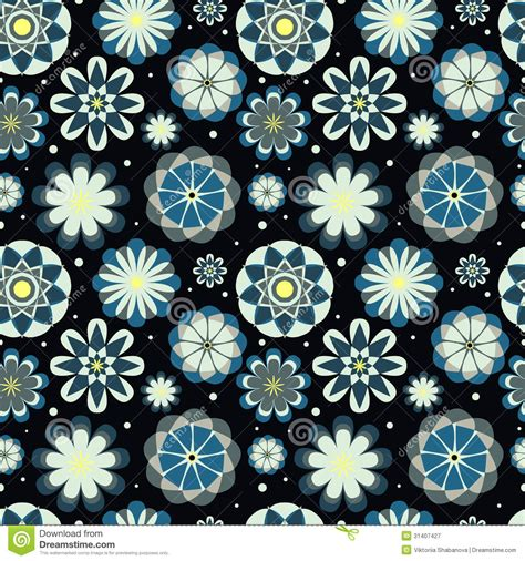 paper pattern web design seamless floral pattern with geometric stylized flowers