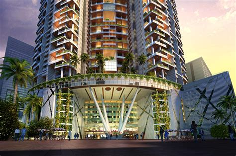 Luxury Homes Floor Plans One Avighna Park Ready With Occupation Certificate