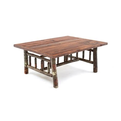 Original Coffee Tables Yellowstone Original Spindle Coffee Table Green Gables
