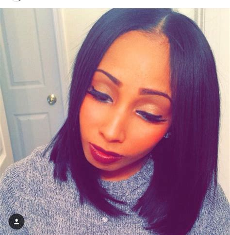 bob with part in middle 17 best images about fleeky hair on pinterest follow me
