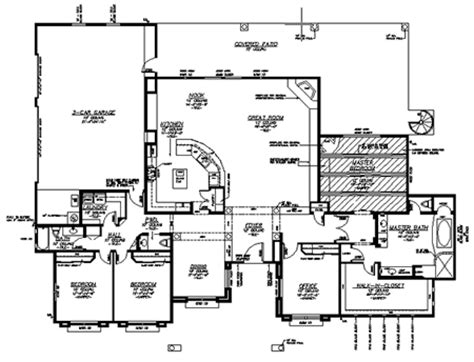 residential blueprints scottsdale residential home design and blueprints