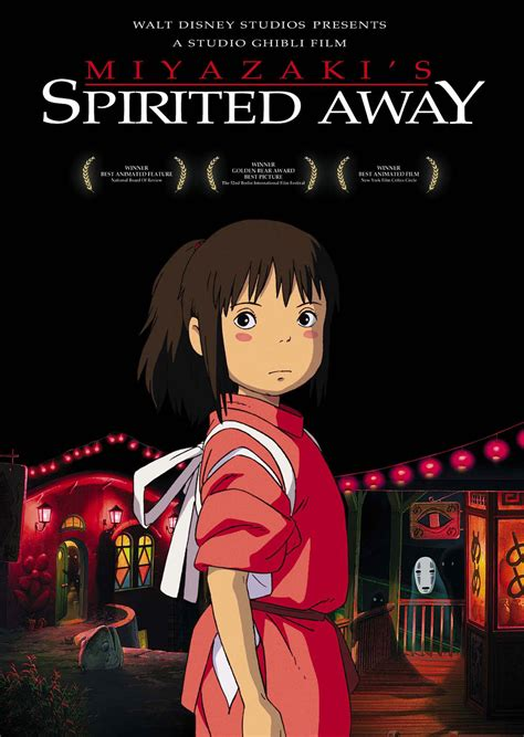 spirited away my thoughts spirited away 2001 the animation commendation