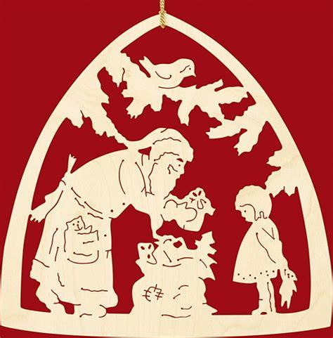 Vorlagen Transparente Fensterbilder Weihnachten Kostenlos by Fensterbild Weihnachten Bescherung