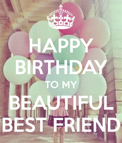 happy birthday my best friend happy birthday to my beautiful best friend poster inge