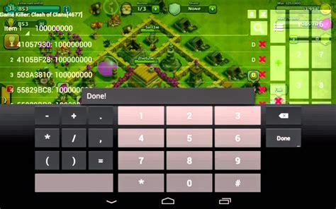 coc mod sb game hacker sb game hacker apk no root updated c82