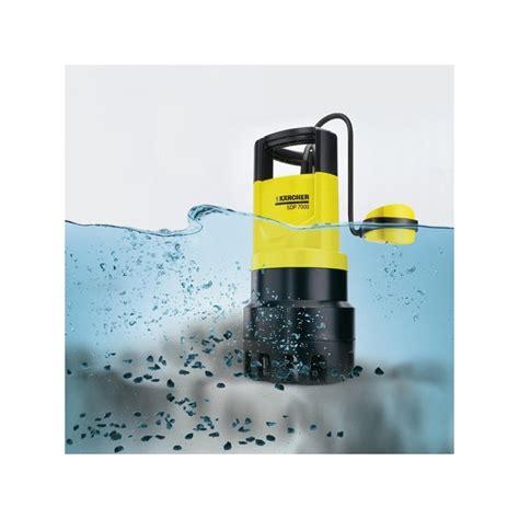 Pompa Celup Tekanan Tinggi harga jual karcher sdp 7000 drainage pompa celup air