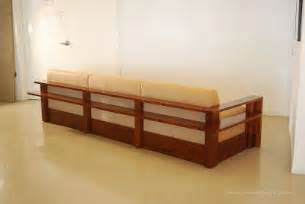 17 best images about all wood sofa on wood