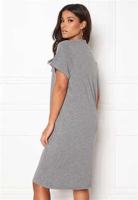 Dress Square 2 cheap monday smash dress square logo grey melange bubbleroom