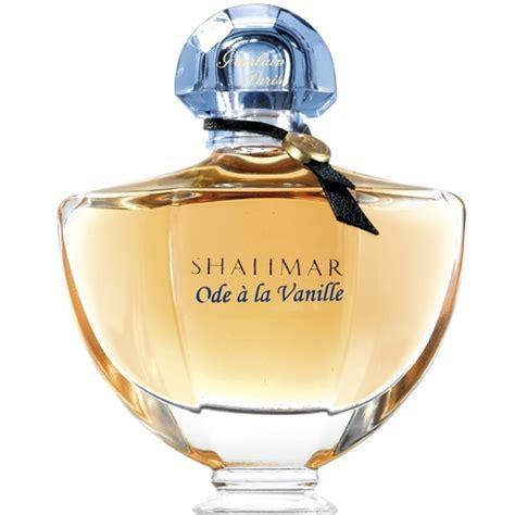 Parfum Vanilla parfum shalimar ode 224 la vanille de guerlain osmoz