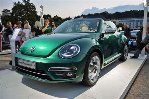 green volkswagen beetle 2017 volkswagen may put the power back in the rear of the