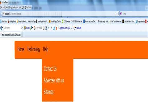 design menu control in asp net creating dynamic menu from database sql server in asp net