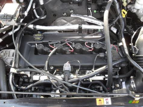 ford escape 2 3 l engine 2006 ford escape xlt 2 3l dohc 16v inline 4 cylinder